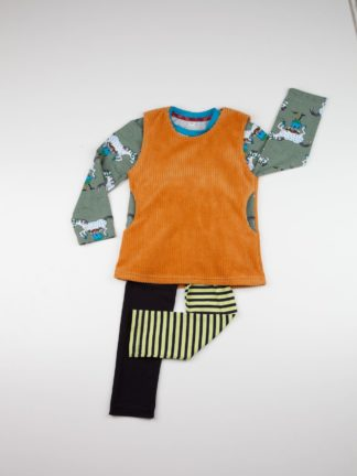 Pippi Outfit